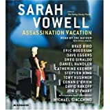 Assassination Vacation Abridged on CD in Box