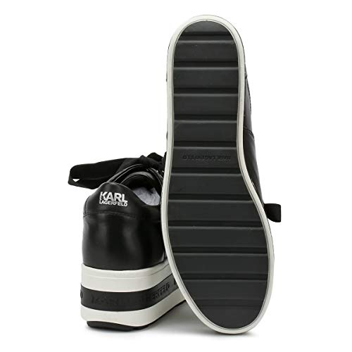 Platform eye Basket Femmes Tie Kup 3 Noir Karl Lagerfeld Kobo PqwISZZ8