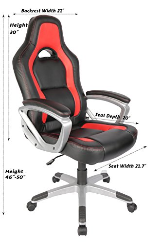 Killabee Racing Style Gaming Chair E Sports Chair High