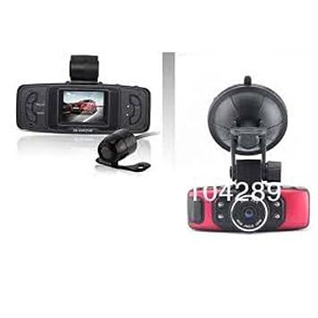 X 10 Mini lente Dual HD 720p coche DVR cámara 1.5 pulgadas TFT LCD de coches