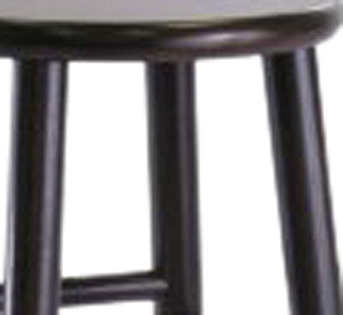 Winsome Wood S/2 Wood 30-Inch Bar Stools, Espresso Finish