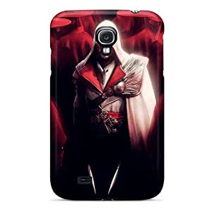 Special Design Back Assassins Creed Phone Cases Covers For Galaxy S4
