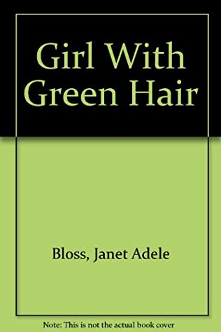 book cover of Girl With Green Hair