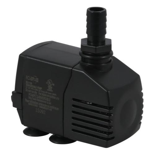 EcoPlus 728492 Eco 100 Submersible Pump, 100GPH by EcoPlus