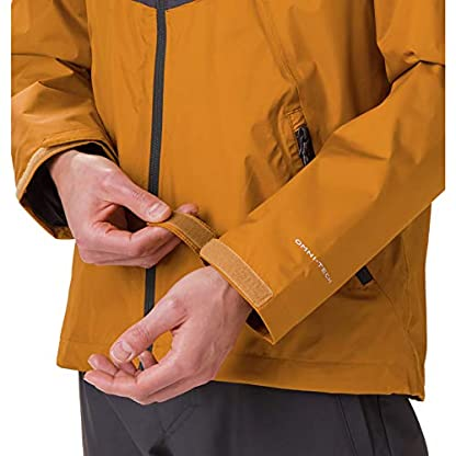 Columbia Herren Inner Limits Regenjacke, Gelb/Grau (Burnished Amber, Shark), L 5