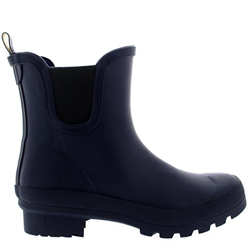 Wellingtons Tall Chelsea Polar Caoutchouc Marine Rain Womens Galoshes Classique Impermable 6pxqwZx8n