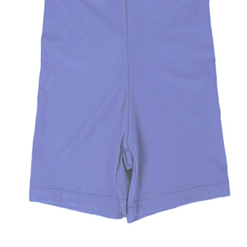Pantaloncini Ragazze Donne chiaro Pantalone Elasticizzato Baoblaze per viola vHw4g4xA