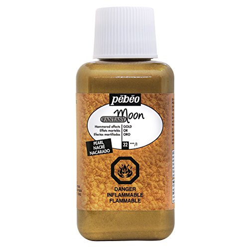 Pebeo Fantasy Moon Paint, 250ml, Gold - 250 Effect
