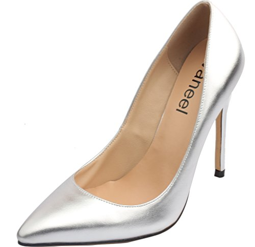 Stiletto Extreme Vaneel Wedding Prom Spring Sexy Size casual Shoes Silver Court Heels High Womens Ladies Women Pumps 2017 12cm Designer Large Shoes Bridal ftwqv4tx