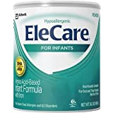 EleCare® Nutritionally Complete Amino Acid-Based Infant Formula with Iron Powder, 400g Can - 6 ct.