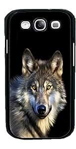 HeartCase Hard Case for Samsung Galaxy S3 I9300/I9308/I939 ( Wolf Animal )