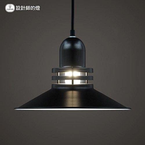Leihongthebox Denmark minimalist light iron, light, Restaurant Bar Lamps Retro bedroom, Pendant Ceiling Lighting ,65130mm, -