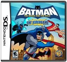 Warner Home Video-Games Batman Brave Bold Action Adventure Vg Nintendo Ds Platform set of 3