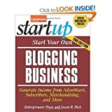 img - for Start Your Own Blogging Business 2nd Second edition byPress book / textbook / text book