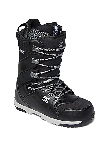 DC Men's Mutiny Lace Snowboard Boots, Black, - Shop Mutiny