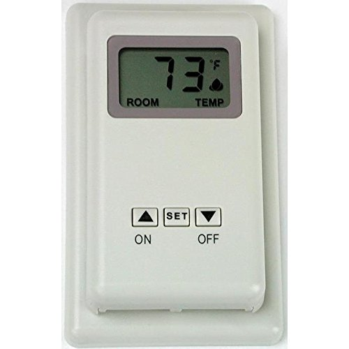 Rasmussen Wireless Wall Thermostat Control (Rasmussen Log Set)