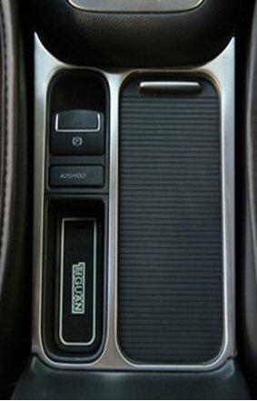 Volkswagen - Embellecedor interior para coche, metal, cromado, mate: Amazon.es: Coche y moto