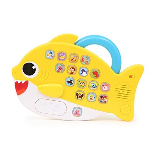 Pinkfong Baby Shark Melody Pad (Interactive Shark)