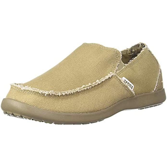 Crocs Men's Santa Cruz 2 Luxe Slip-On Loafers