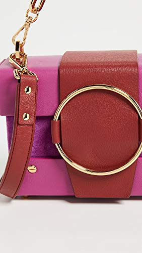 Verbena Asher Box Bag Ruby Women's Yuzefi w85qIw