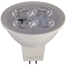 Philips 5W MR16 Master LED 2700K Warm White Lamp Spotlight 12V Bulb GU5.3 Replace 50W Old Halogen