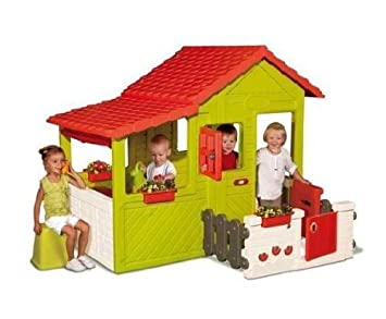 Smoby 310207 - Floralie Haus: Amazon.de: Spielzeug