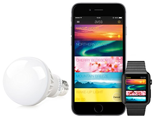 Elgato Avea Bulb, Dynamic Mood Light - for iPhone, iPad,