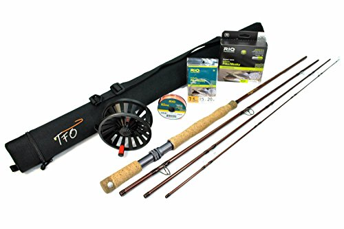 TFO Esox Fly Rod Outfit (12wt, 9'0
