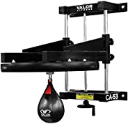 Valor Fitness CA Wall Mounted Boxing Speed Bag Platforms to Improve Speed, Efficiency, and Hand-Eye Coordinati