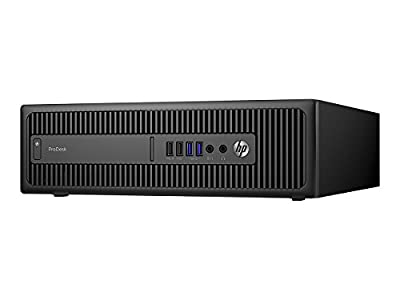 HP ProDesk Y2P35UT#ABA Mini PC(Black)