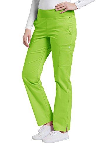 Petite Allure Yoga Pant-Green Apple,S (Green Apple Yoga)