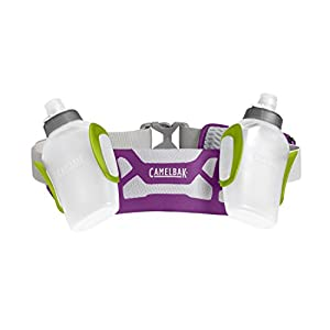 CamelBak Arc 2 Run Hydration Belt, Purple Cactus Flower/Lime Punch