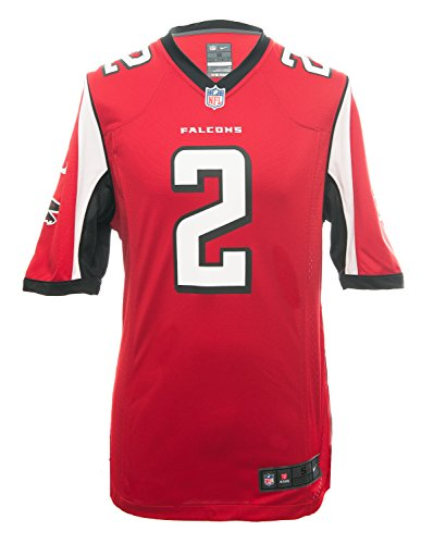 Nike Atanta Falcons Matt Ryan Jersey – Red – Sports Center Store