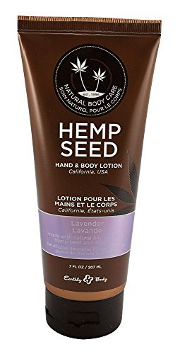 - Earthly Body Hemp Seed Hand & Body Lotion 7oz Tube - Assorted Scents (Lavender)