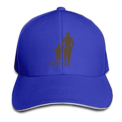 JHDHVRFRr Hat Fatherâ€s Day Denim Skull Cap Cowboy Cowgirl Sport Hats for Men Women
