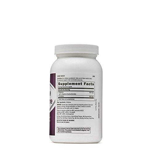 GNC L Arginine L Citrulline