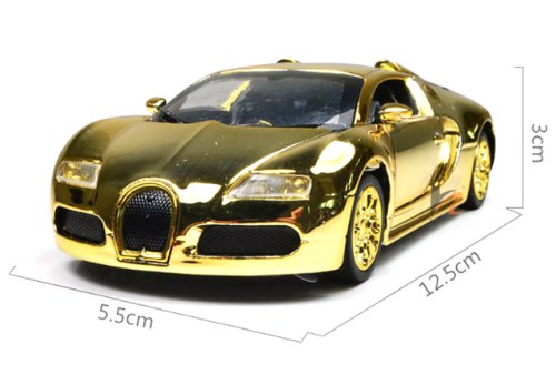 nuoya001 new style 1 36 bugatti veyron diecast car model toy gift collection with sound light. Black Bedroom Furniture Sets. Home Design Ideas