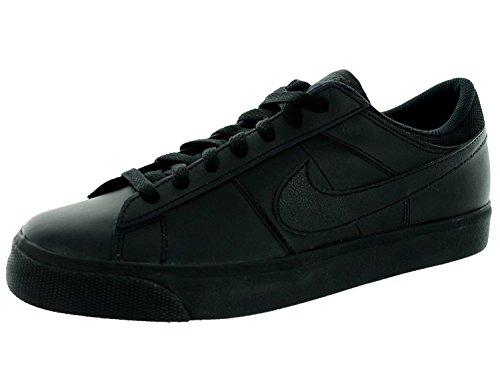 Nike Mens Match Supreme LTR Black/Blk/Gm Lght Brwn/Anthracite Casual Shoe - 10 D(M) US, Black/Blk/Gm Lght Brwn/Anthracite, 44 D(M) EU/9 D(M) UK
