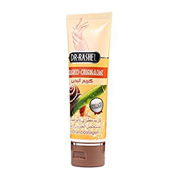 8d0f41ad3 Amazon.com : Snail Collagen Whitening Moisturizing Hand Cream Whitening  Cream Snail Cream Hand Care Anti-Aging Serum Hand Lotion : Beauty