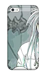 MhQPkYf6689mmGIK Tpu Phone Case With Fashionable Look For Iphone 5/5s - Flame Of Recca