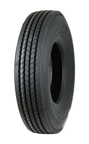 Double Coin RT500 Premium Low Profile All-Position Multi-Use Commercial Radial Truck Tire - 8.25R15 18 ply by Double Coin