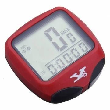 Bheema Bike Waterproof Bicycle Computer LED Odometer Speedometer DEuzMAm2gN