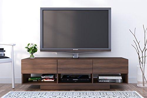 Nexera Rustik 3 Drawers TV Stand