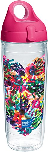 Tervis 1254992 American Cancer Society-Hand Heart Insulated