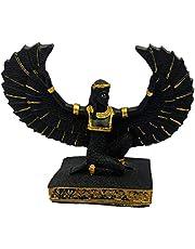 ايزيس المجنحه تمثال مصنوع يدويا من الحجر