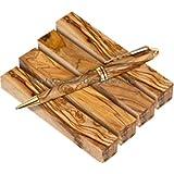 4 ~ Authentic-Premium Quality Bethlehem Holy Land Olive Wood Pen Blanks