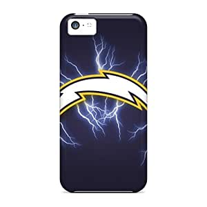 Perfect San Diego Chargers Case Cover Skin For Iphone 5c Phone Case