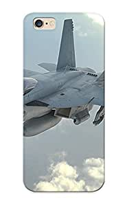 New Mcdonnell Douglas F/a18 Hornet Tpu Case Cover, Anti-scratch Inthebeauty Phone Case For Iphone 6 Plus