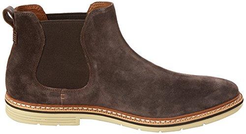 Timberland Herren Naples Trail Sensorflex Chelsea Boots Braun (cioccolato Dt Suede D47)