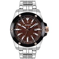 Relógio Akium Masculino Aço - 03E47GB02-BROWN